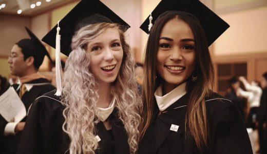卒業式ハイライト2018(新キャンパス誕生)