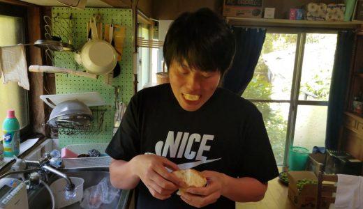2019.05.24 高知名物 帽子パン 4K 高画質