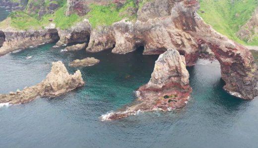 隠岐の島の西ノ島をジェットでツーリングしてきました。