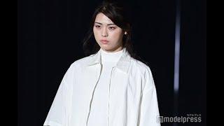 이데가미 바쿠《도쿄 걸스 컬렉션 2021 S/S》런웨이 영상 || 井手上漠《TOKYO GIRLS COLLECTION 2021 S/S》ランウェイ映像